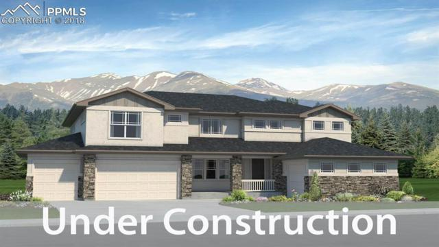2058 Walnut Creek Court, Colorado Springs, CO 80921 (#9110805) :: The Hunstiger Team