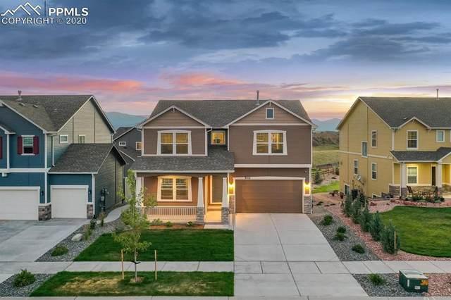 8416 Mayfly Drive, Colorado Springs, CO 80924 (#9112074) :: The Kibler Group