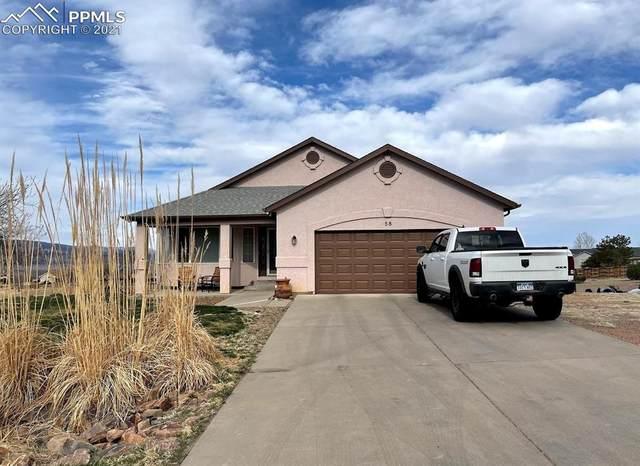 58 Wild Rose Drive, Canon City, CO 81212 (#9112737) :: Finch & Gable Real Estate Co.