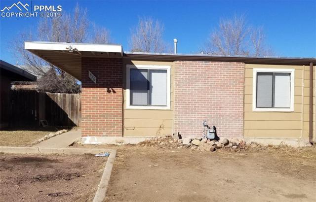 376 S Greensboro Street, Colorado Springs, CO 80906 (#9115405) :: The Kibler Group