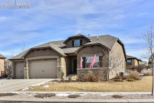 13278 Crane Canyon Loop, Colorado Springs, CO 80921 (#9116789) :: The Hunstiger Team