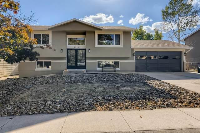 3325 El Canto Drive, Colorado Springs, CO 80918 (#9117962) :: Venterra Real Estate LLC