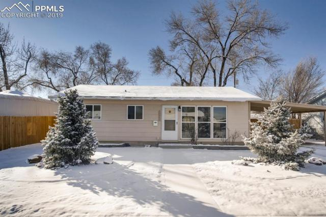 1311 Richards Avenue, Colorado Springs, CO 80905 (#9121063) :: Jason Daniels & Associates at RE/MAX Millennium