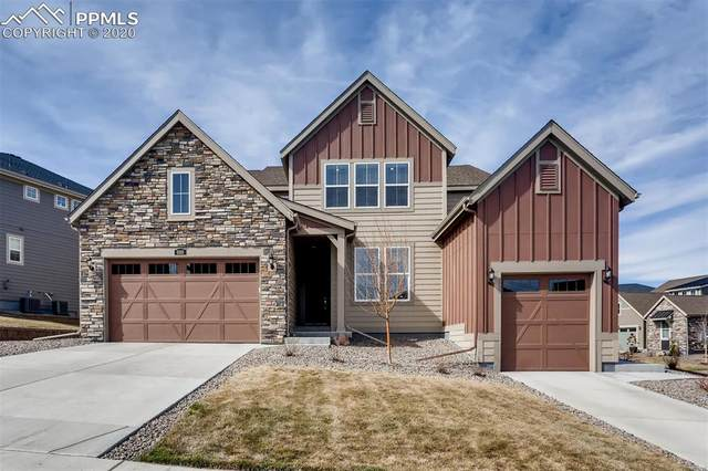 6919 Hyland Hills Street, Castle Pines, CO 80108 (#9121393) :: 8z Real Estate