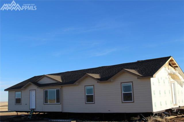 399 N Dinner Bell Drive, Calhan, CO 80808 (#9122839) :: The Cutting Edge, Realtors