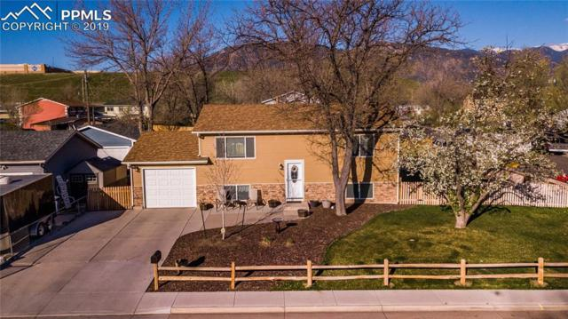 1060 Maxwell Street, Colorado Springs, CO 80906 (#9127624) :: The Hunstiger Team