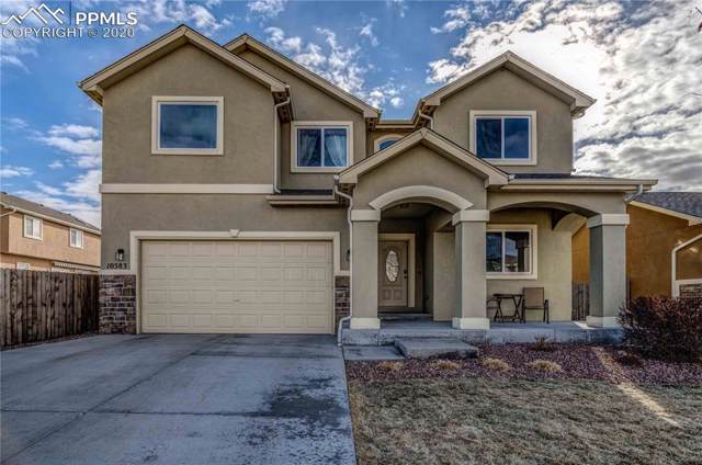 10383 Declaration Drive, Colorado Springs, CO 80925 (#9128389) :: Tommy Daly Home Team