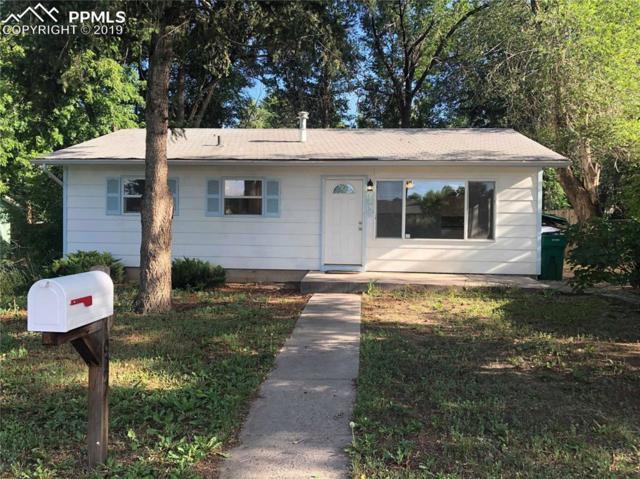 1027 Montrose Avenue, Colorado Springs, CO 80905 (#9128539) :: Colorado Home Finder Realty