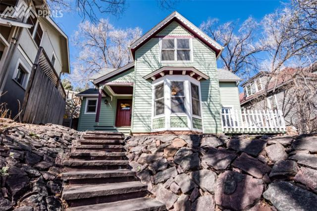 1121 Manitou Avenue, Manitou Springs, CO 80829 (#9129846) :: Action Team Realty
