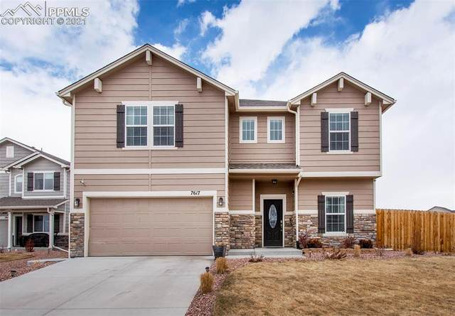7617 Cat Tail Creek Drive, Colorado Springs, CO 80923 (#9130840) :: The Dixon Group