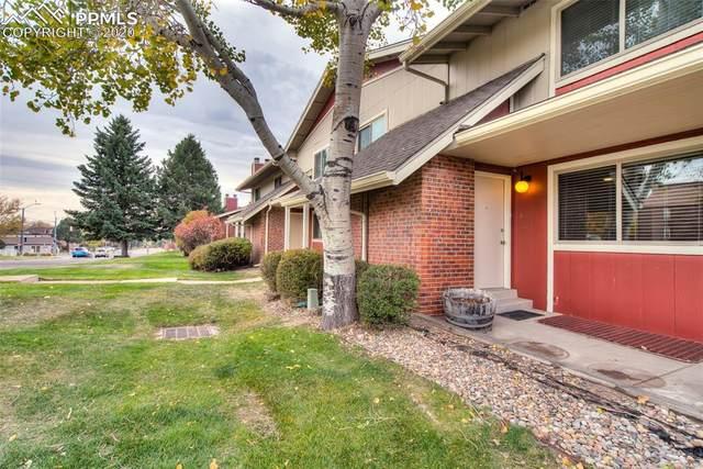 226 W Rockrimmon Boulevard F, Colorado Springs, CO 80919 (#9131292) :: The Treasure Davis Team