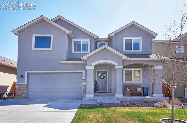 4407 Canteen Trail, Colorado Springs, CO 80922 (#9137106) :: The Gold Medal Team with RE/MAX Properties, Inc