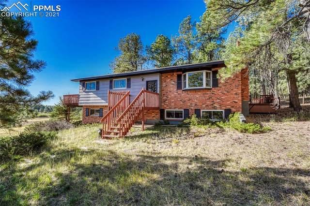 7325 Mathews Road, Colorado Springs, CO 80908 (#9137336) :: The Treasure Davis Team   eXp Realty