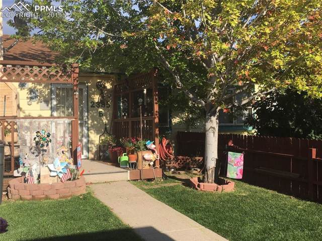 2395 Washo Circle B, Colorado Springs, CO 80915 (#9137364) :: Tommy Daly Home Team