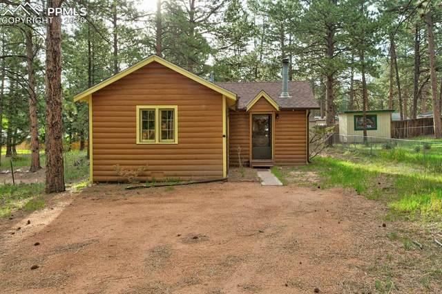 545 N Walnut Street, Woodland Park, CO 80863 (#9137779) :: 8z Real Estate