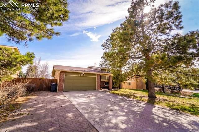 3295 Bell Mountain Drive, Colorado Springs, CO 80918 (#9139826) :: CC Signature Group