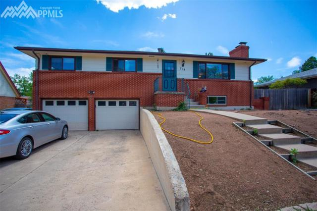 719 Dunston Street, Colorado Springs, CO 80907 (#9141189) :: Colorado Home Finder Realty