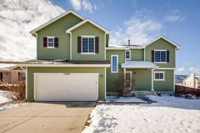 17040 Snowwood Drive, Monument, CO 80132 (#9143345) :: The Peak Properties Group