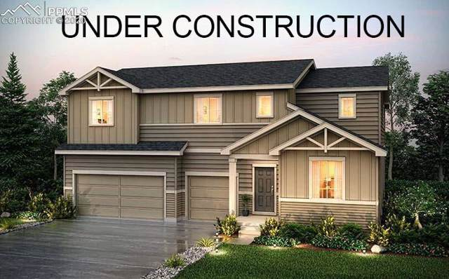 12937 Washburn Court, Parker, CO 80134 (#9146352) :: The Peak Properties Group
