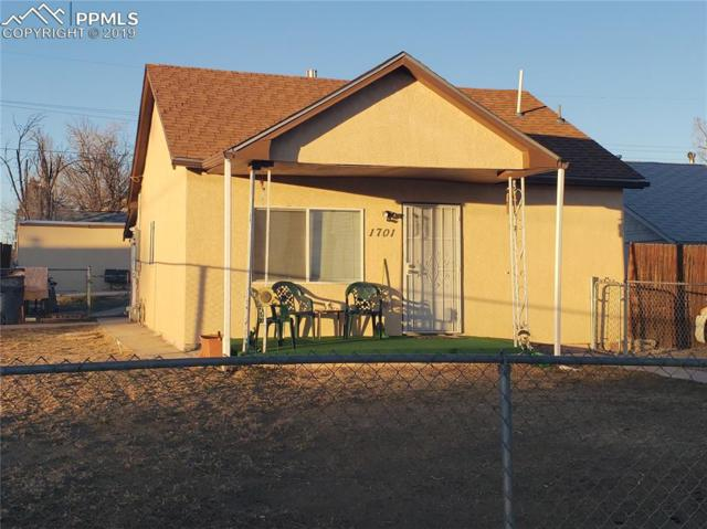 1701 E 14th Street, Pueblo, CO 81001 (#9146465) :: The Peak Properties Group