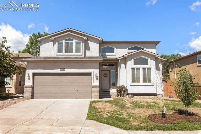 288 Pyrite Terrace, Colorado Springs, CO 80905 (#9146961) :: Finch & Gable Real Estate Co.