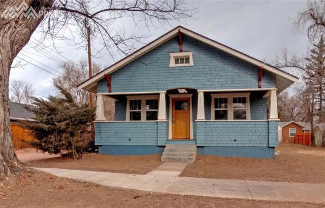 1118 E Cache La Poudre Street, Colorado Springs, CO 80903 (#9147976) :: 8z Real Estate