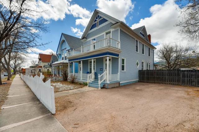 2123 W Pikes Peak Avenue, Colorado Springs, CO 80904 (#9148489) :: Jason Daniels & Associates at RE/MAX Millennium
