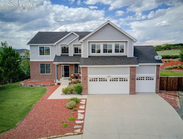 1084 Prickly Pear Place, Colorado Springs, CO 80921 (#9148728) :: CC Signature Group