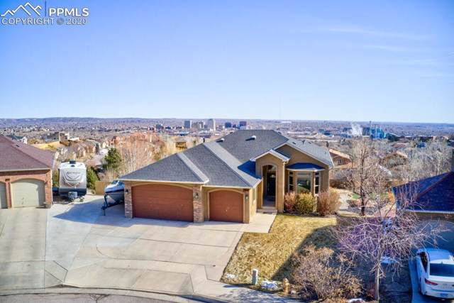 307 High Mesa Court, Colorado Springs, CO 80905 (#9151481) :: Tommy Daly Home Team