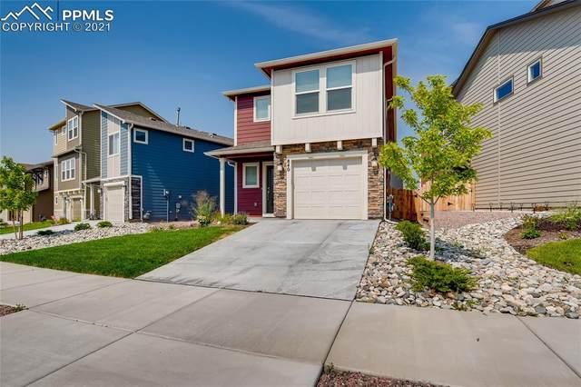 840 Endeavor Way, Colorado Springs, CO 80915 (#9152565) :: The Dixon Group