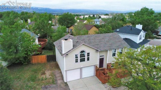 3240 Springnite Drive, Colorado Springs, CO 80916 (#9156987) :: The Peak Properties Group