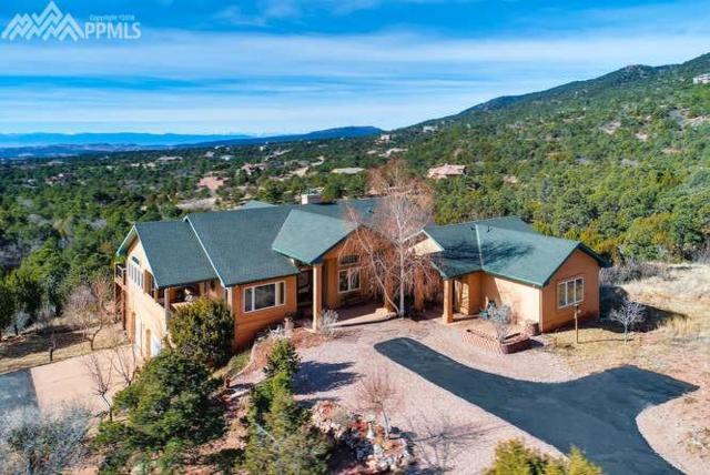 16340 Cala Rojo Drive, Colorado Springs, CO 80926 (#9158611) :: Jason Daniels & Associates at RE/MAX Millennium