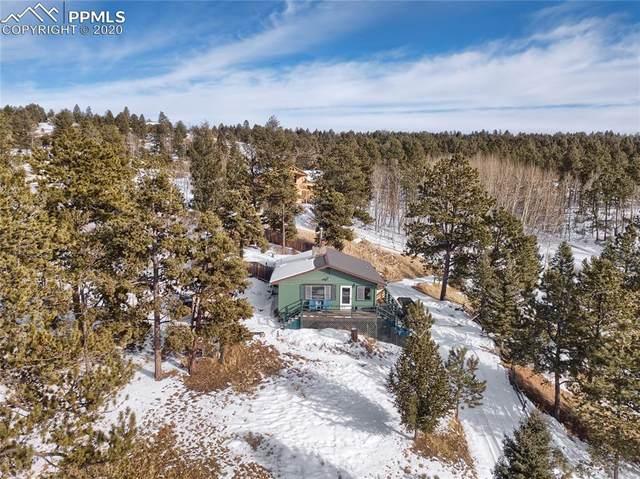 82 S Mountain Estates Road, Florissant, CO 80816 (#9159465) :: Compass Colorado Realty