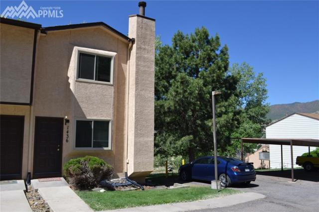 1436 Territory Trail, Colorado Springs, CO 80919 (#9159907) :: Jason Daniels & Associates at RE/MAX Millennium