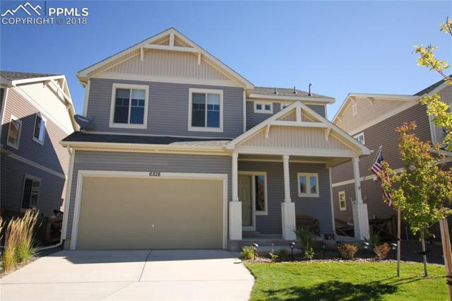 6828 Mineral Belt Drive, Colorado Springs, CO 80927 (#9160892) :: The Peak Properties Group