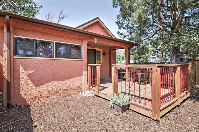414 E Kiowa Street, Colorado Springs, CO 80903 (#9164076) :: Action Team Realty