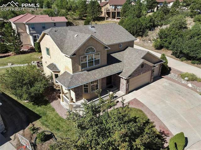 4876 St Augustine Court, Colorado Springs, CO 80918 (#9165266) :: Tommy Daly Home Team