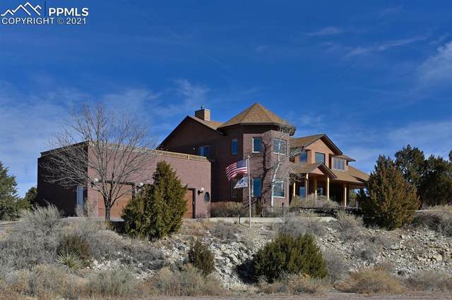 1072 S Lynx Drive, Pueblo West, CO 81007 (#9165850) :: The Kibler Group
