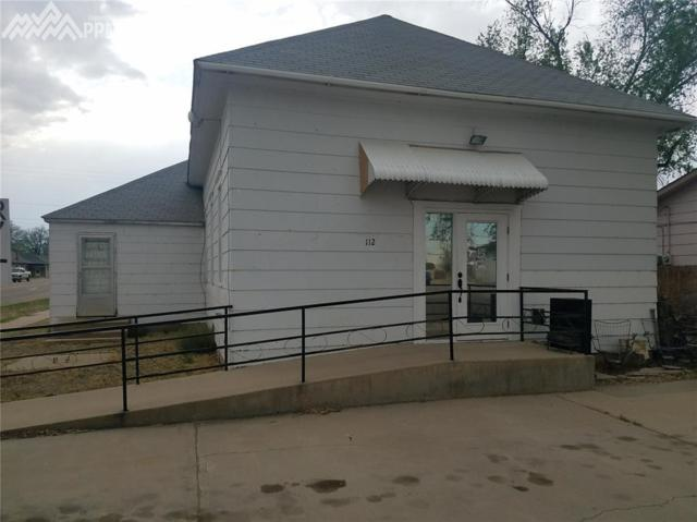 112 7th Street, Fowler, CO 81039 (#9170023) :: Jason Daniels & Associates at RE/MAX Millennium