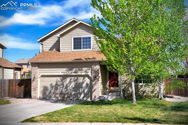 8209 Andrus Drive, Colorado Springs, CO 80920 (#9170051) :: The Kibler Group