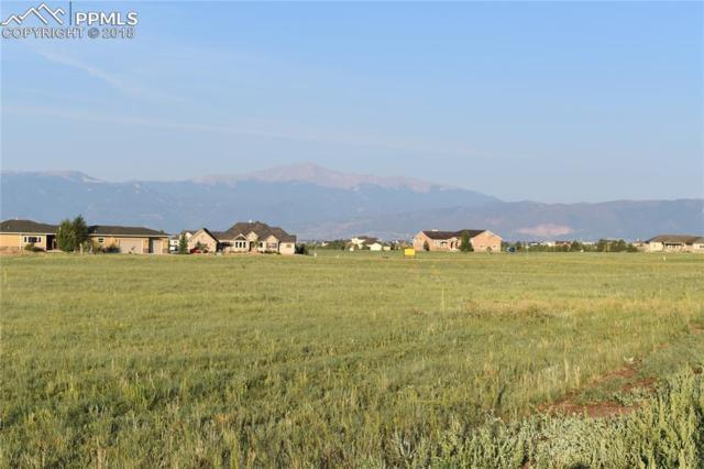 7751 Bannockburn Trail, Colorado Springs, CO 80908 (#9172369) :: The Treasure Davis Team