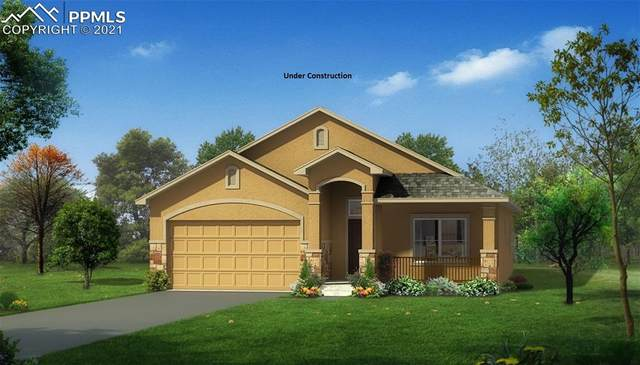 10988 Tarbell Drive, Colorado Springs, CO 80925 (#9174243) :: Tommy Daly Home Team