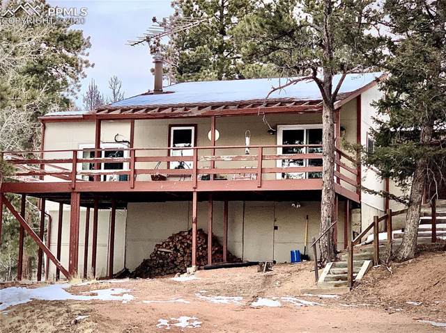 2034 N Mountain Estates Road, Florissant, CO 80816 (#9177214) :: Tommy Daly Home Team