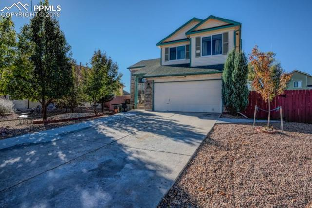 1337 Grass Valley Drive, Colorado Springs, CO 80906 (#9177757) :: The Kibler Group