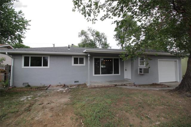 120 Esther Drive, Colorado Springs, CO 80911 (#9178313) :: Jason Daniels & Associates at RE/MAX Millennium