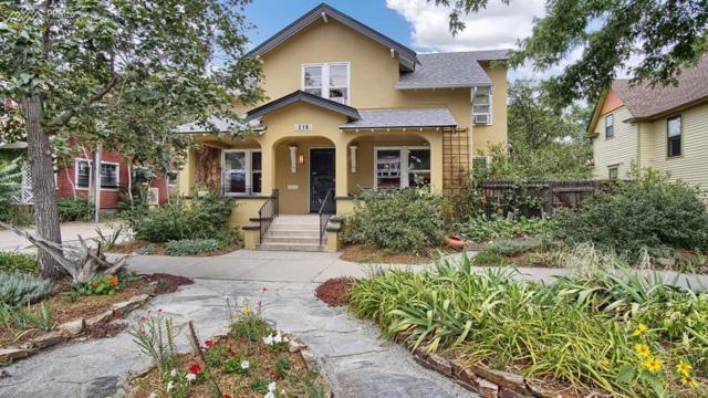 218 E St Vrain Street, Colorado Springs, CO 80903 (#9178577) :: 8z Real Estate