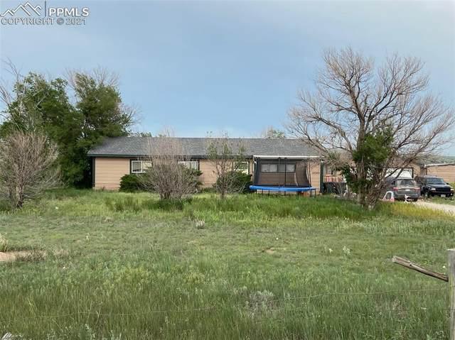 10049 Mcclelland Road, Calhan, CO 80808 (#9181583) :: Compass Colorado Realty