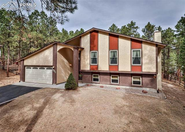 1350 Becky Drive, Colorado Springs, CO 80921 (#9182599) :: The Treasure Davis Team
