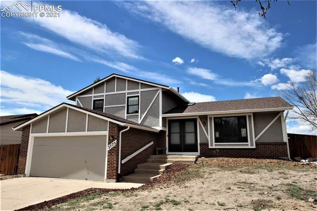 3775 Misty Meadows Drive, Colorado Springs, CO 80920 (#9183584) :: The Dixon Group