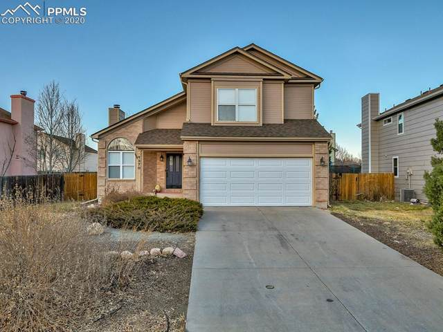 1370 Grass Valley Drive, Colorado Springs, CO 80906 (#9184609) :: The Peak Properties Group